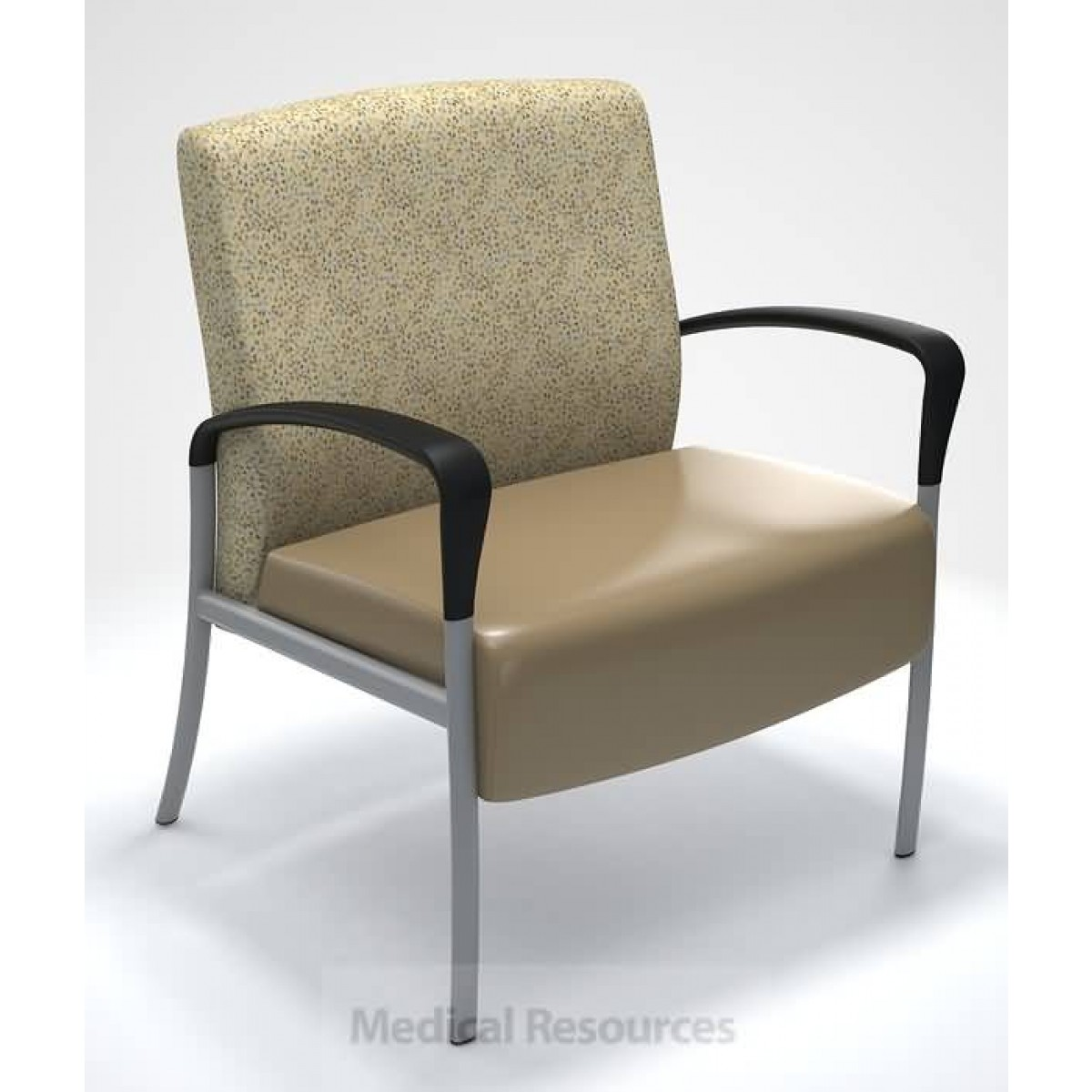 Healthcentric Bed Bug Proof Aloe Guest Chairs