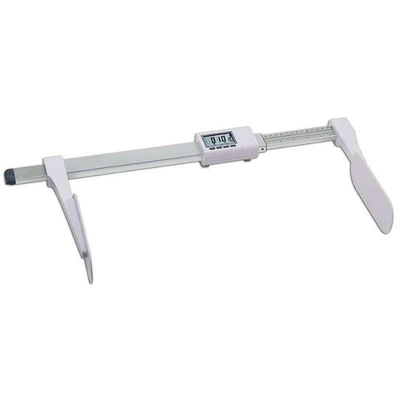 Digital Measuring Length : Detecto digital baby length measuring device