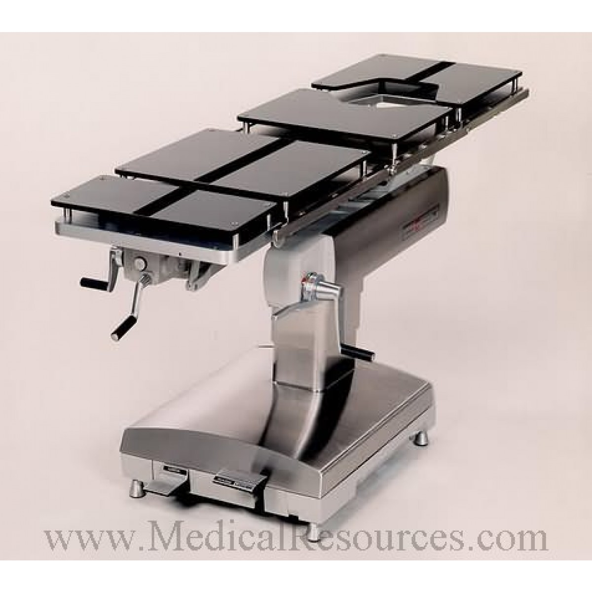 AMSCO Steris 2080M Manual OR Surgery Table