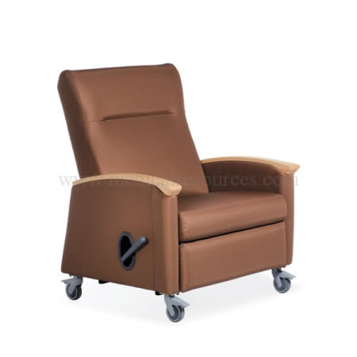 La Z Boy Harmony Bariatric Mobile Medical Recliner