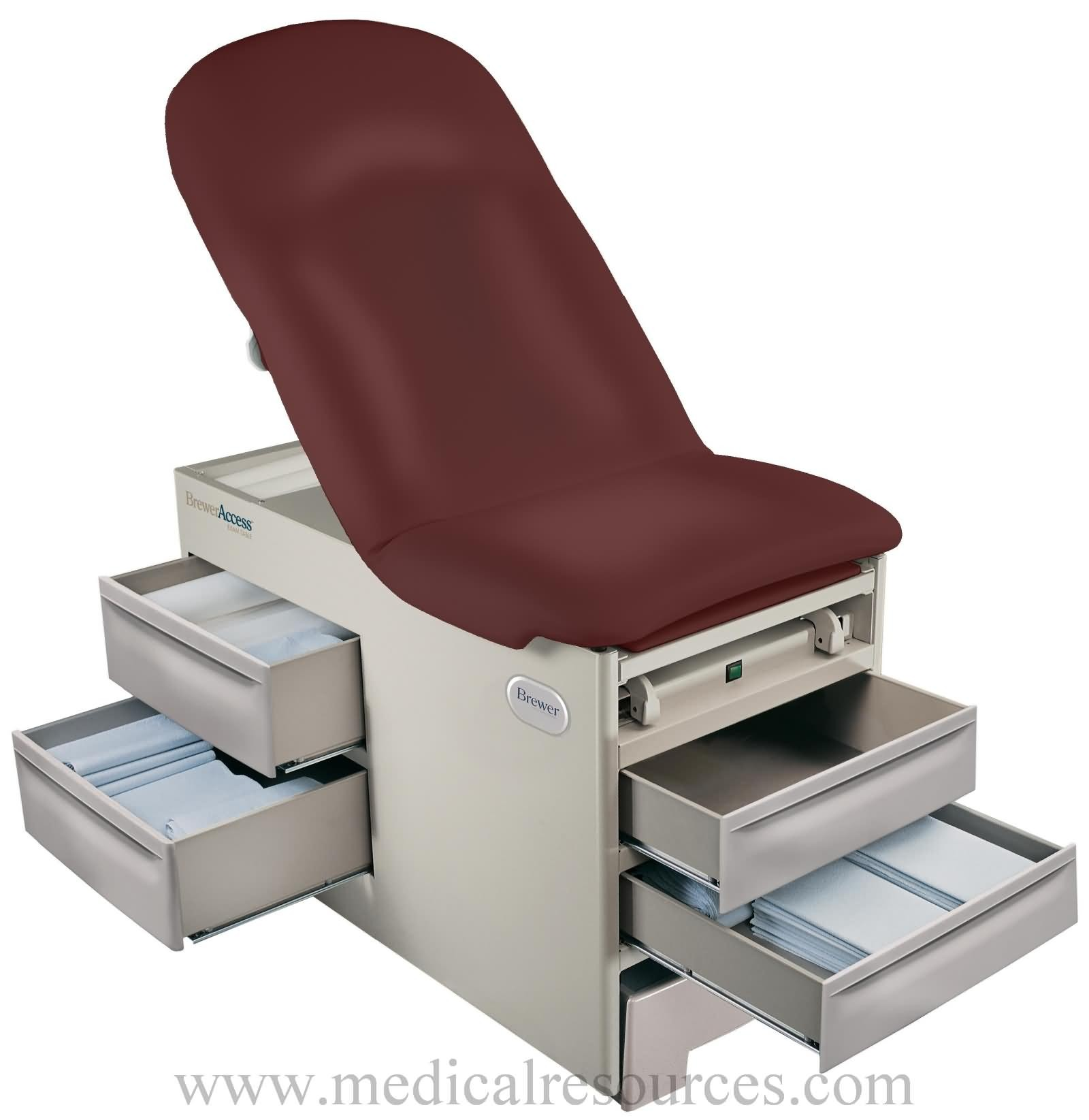Lovely Brewer Access Exam Table