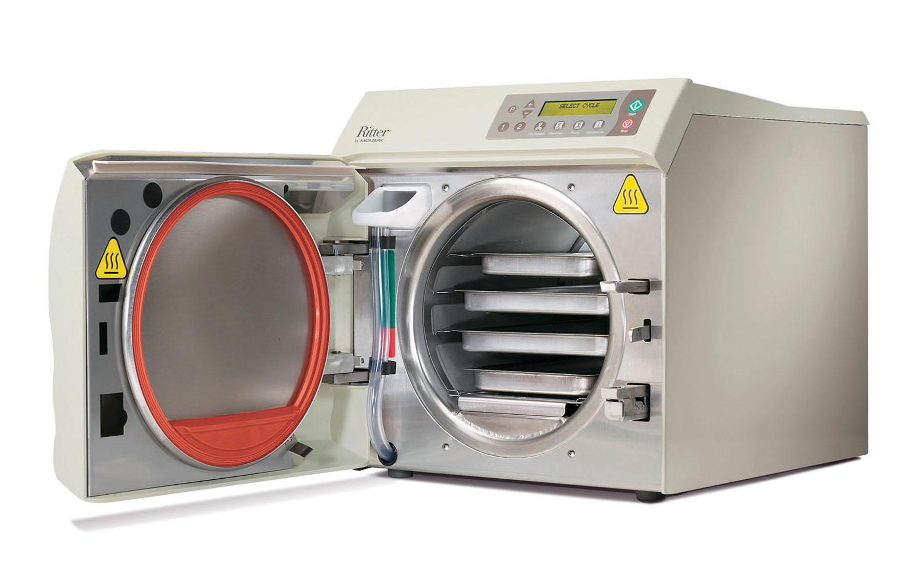 ritter m9 series autoclave sterilizer sale rh medicalresources com M11 Light Bulb Midmark Autoclave
