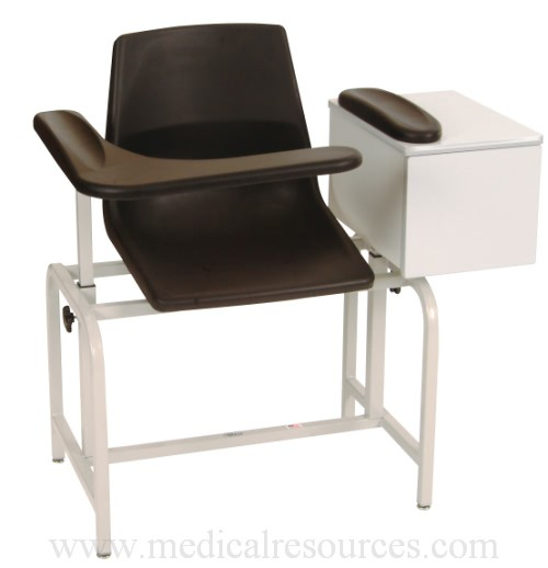 Winco 2571 Blood Drawing Chairs
