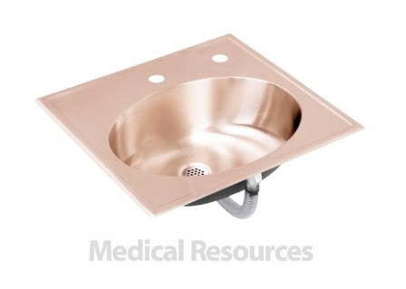 Just Manufacturing CuVerro Copper Hand Washing Sinks