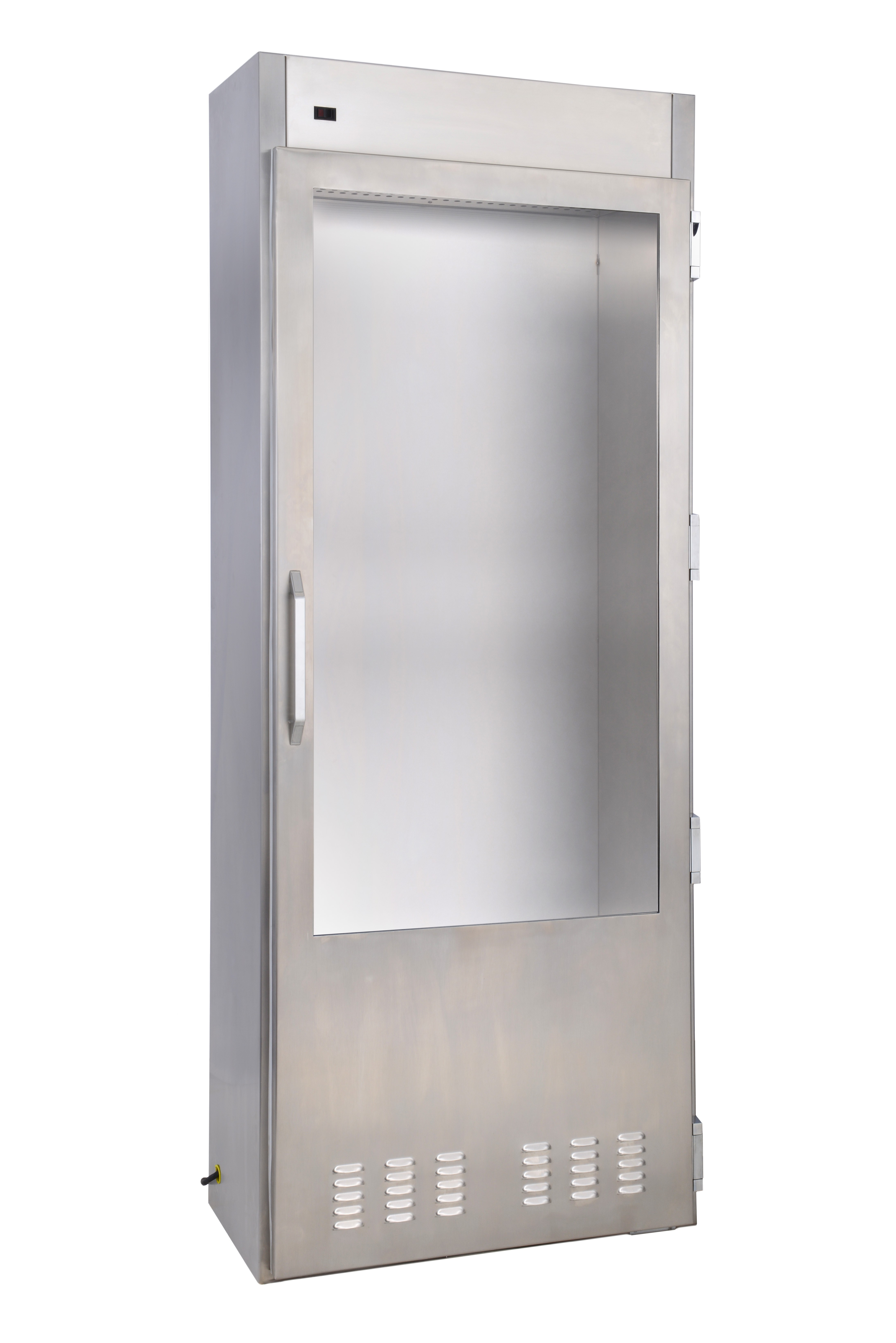Flexible Endoscope Storage Cabinets ~ Medwurx stainless steel clean air ventilated flexible